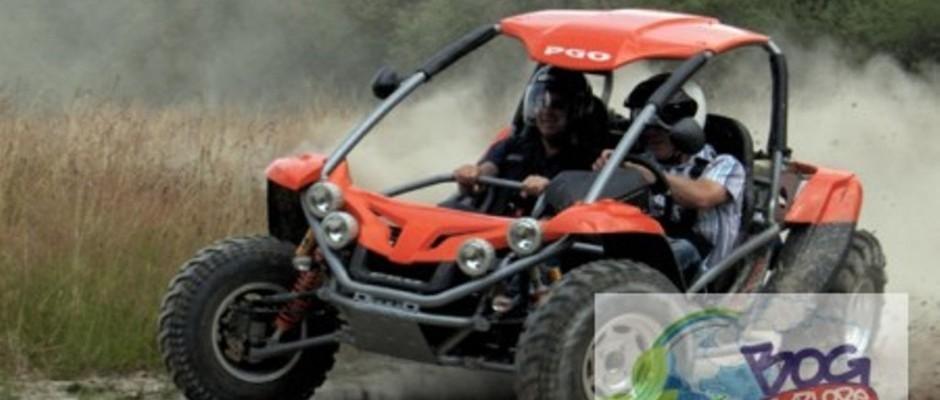 Deportes extremos -buggy.  Fuente: bogexplore.com